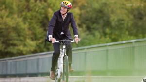 Voor een prikkie een fiets van de zaak