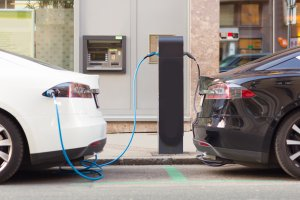 Opladen Elektrische auto