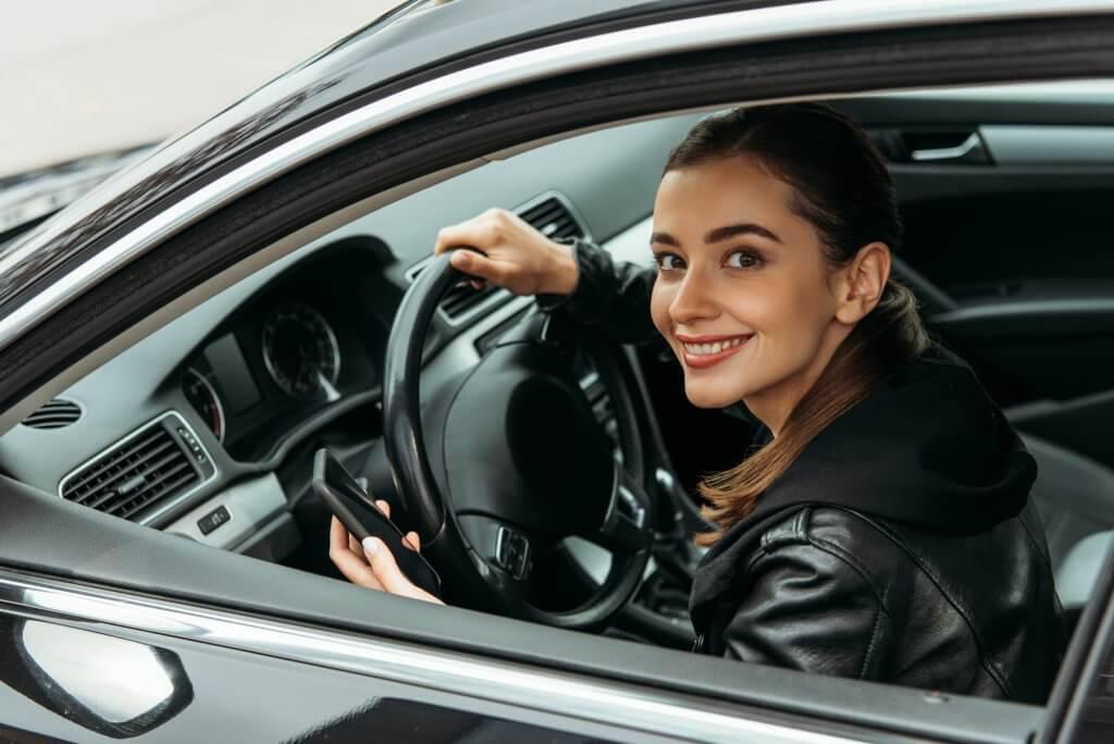 Zakelijk reizen auto
